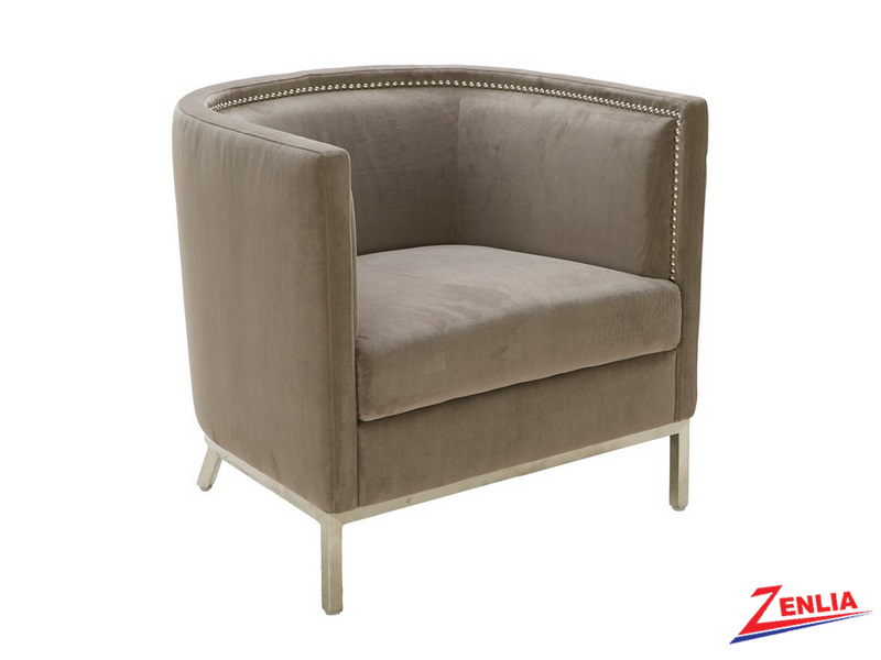 Wal Armchair Grey