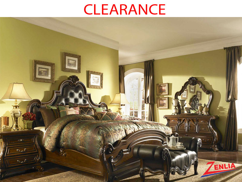 Palace Gate Bedroom Collection On Clearance By Michael Amini