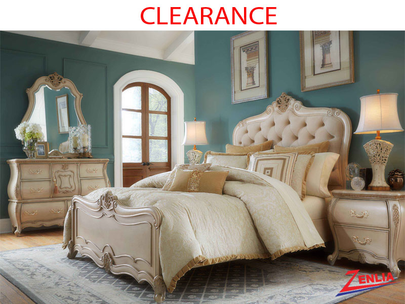 Lavelle Cottage Bedroom Collection On Clearance By Michael Amini
