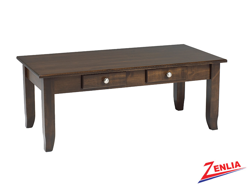 Bour 2 Drawer Coffee Table