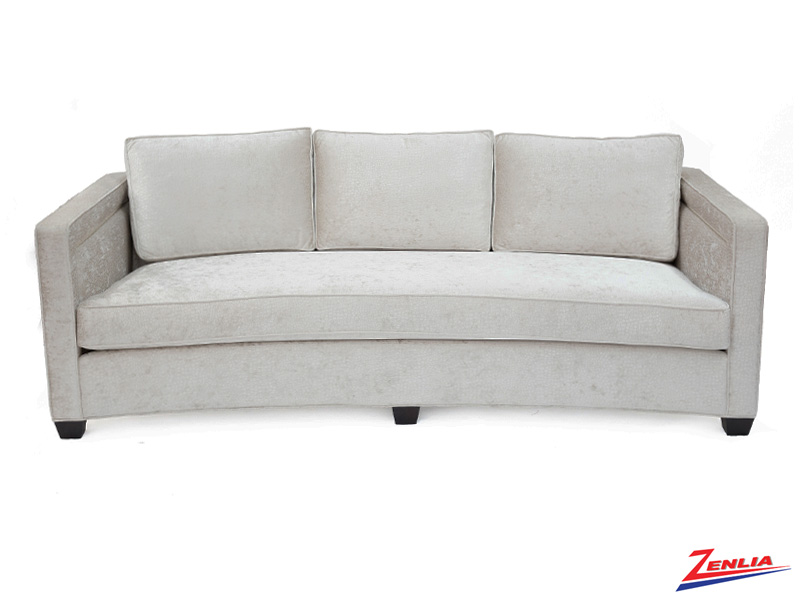 Mari Curved Sofa