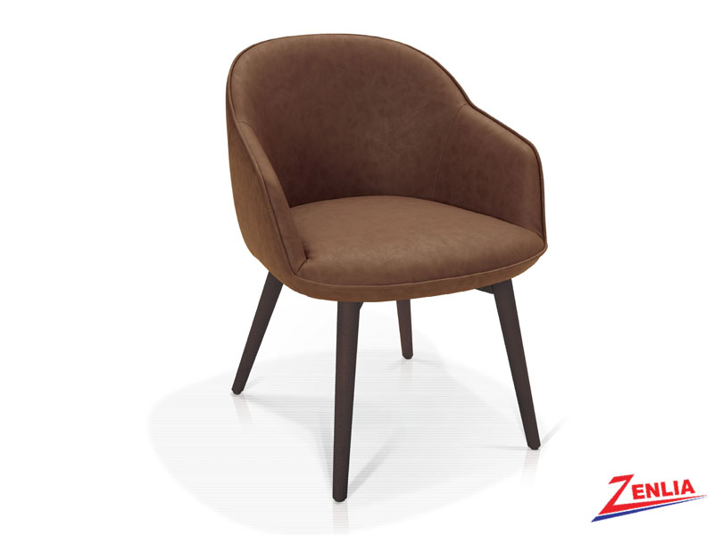 Noa Saddle Tub Chair