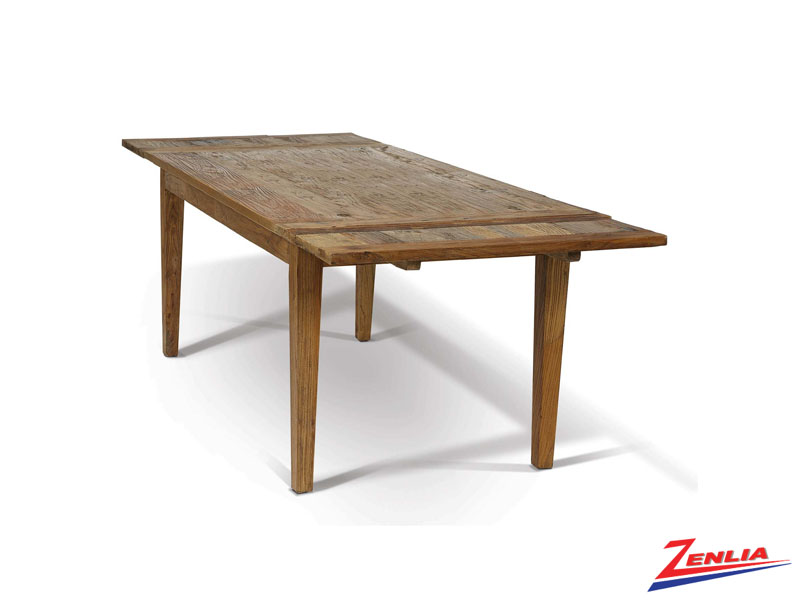 Jon Old Elm Extension Dining Table