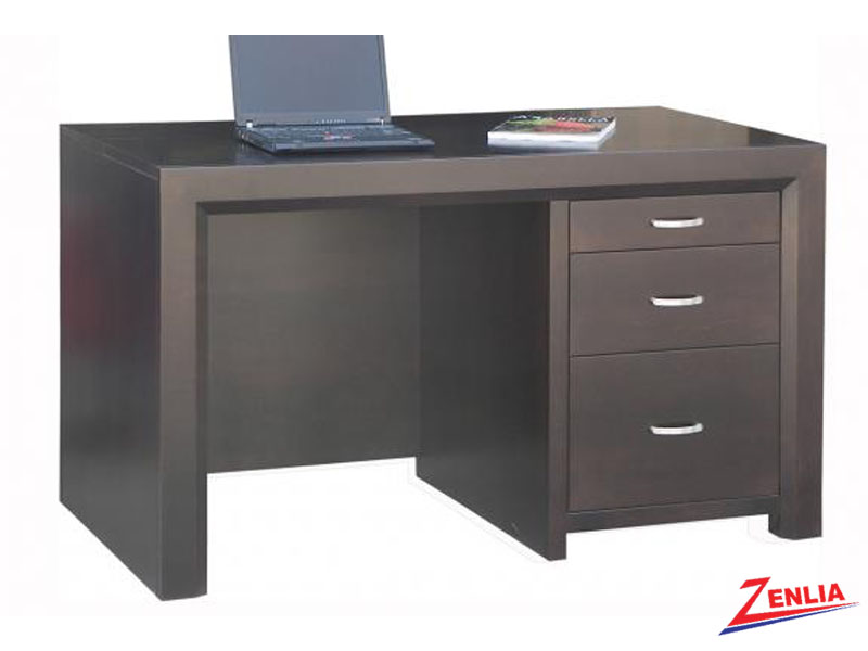 Cont Single Ped Executive Desk