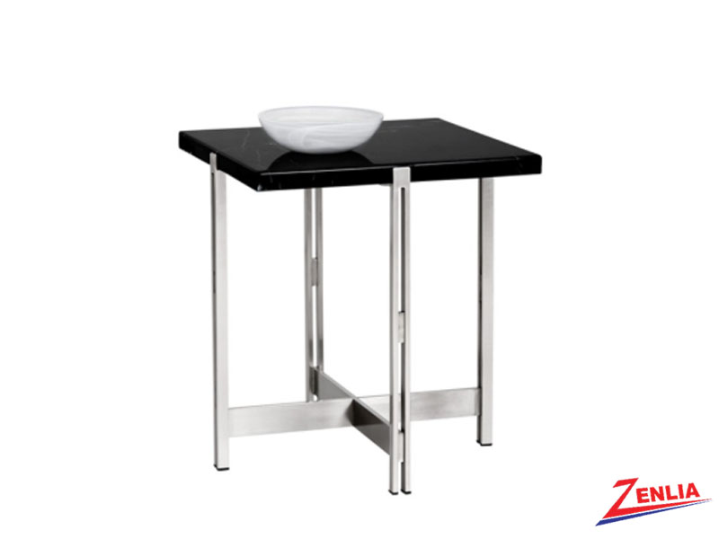 Enz Black End Table
