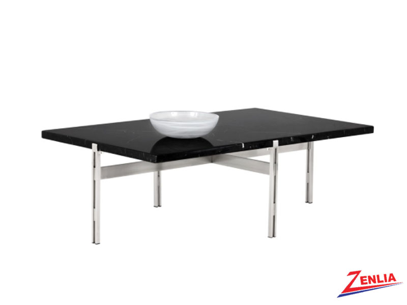 Enz Black Coffee Table