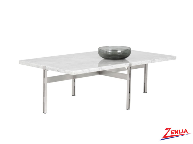 Enz White Coffee Table