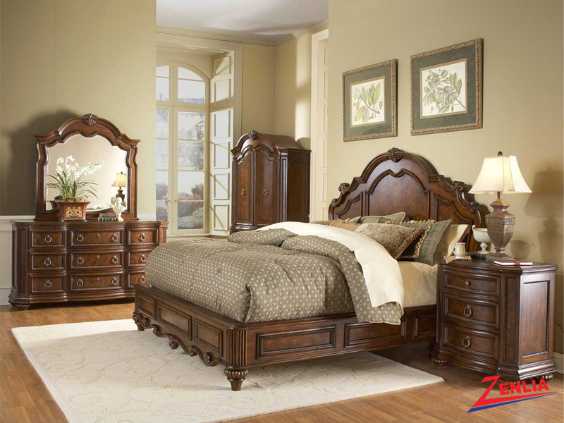 1390 Low Profile Bed