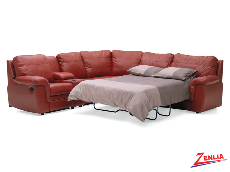 Bruns Reclining Sectional Sofa