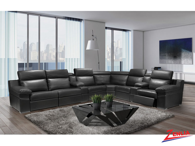 Ari Modern Sectional Sofa