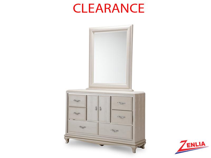Aft 8 Studio Dresser & Mirror