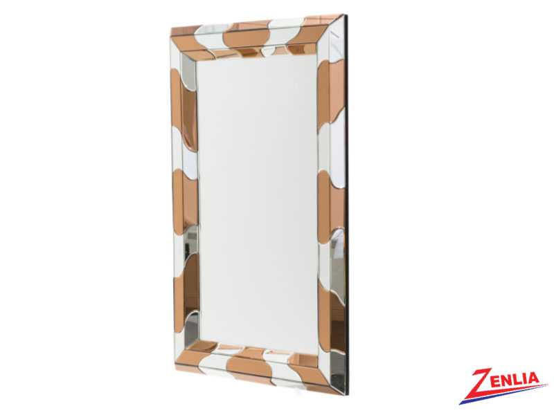 Mntr 8574 Rectangular Wall Mirror
