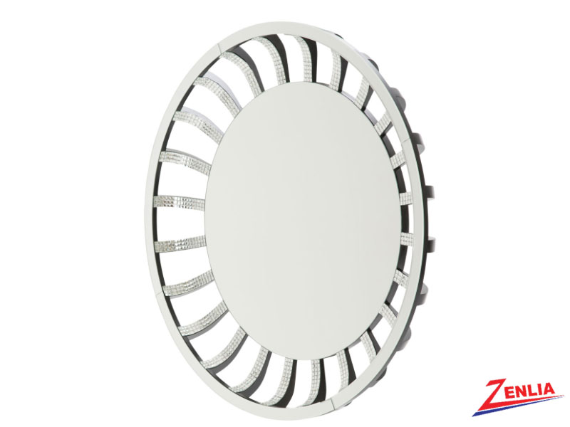 Mntr 8979 Round Wall Mirror