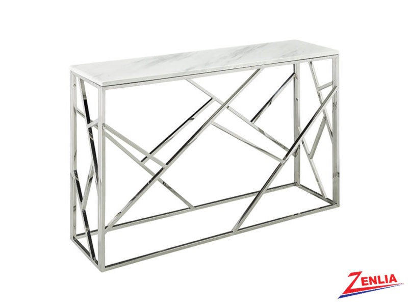 Caro Marble Console Table