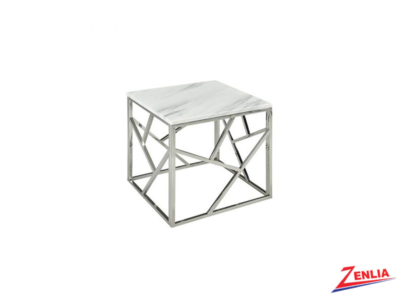 Caro Marble End Table