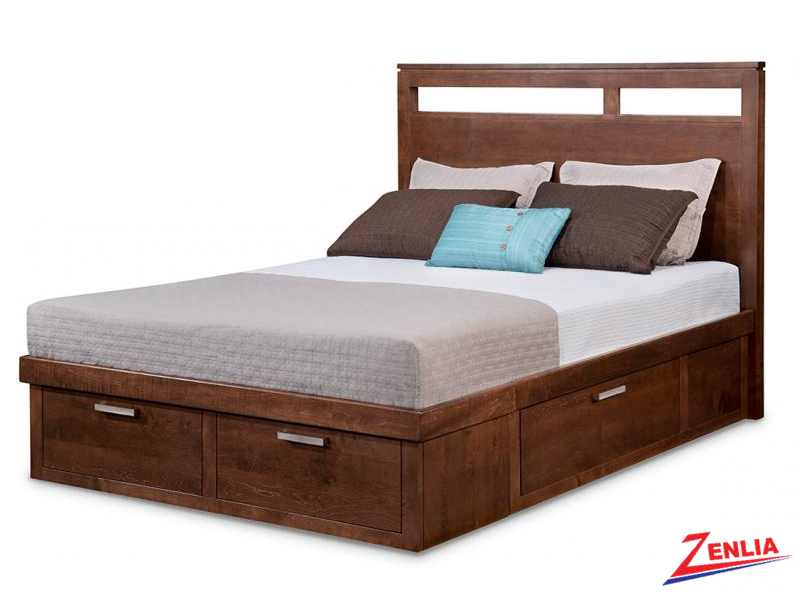 Cordo Condo Bed With Drawers