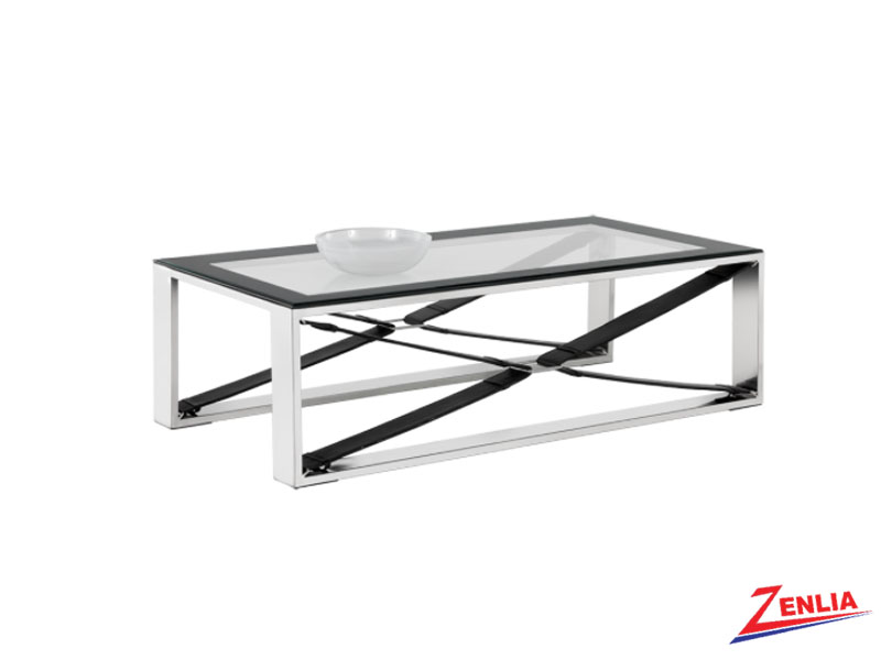 Mav Black Coffee Table