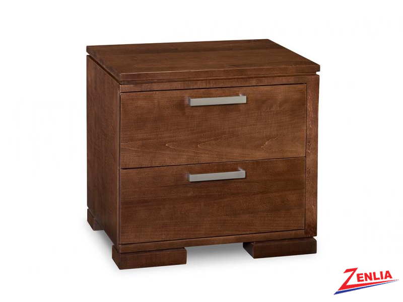 Cordo Right 2 Drawer Night Stand