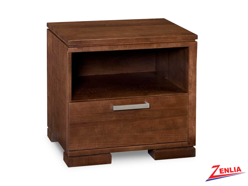 Cordo Right 1 Drawer Night Stand