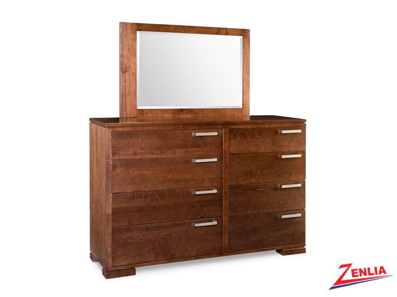 Cordo 8 Drawer Dresser & Mirror