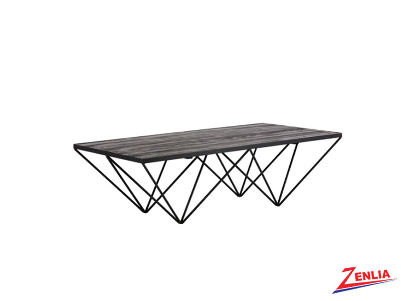 Ruff Rectangular Coffee Table