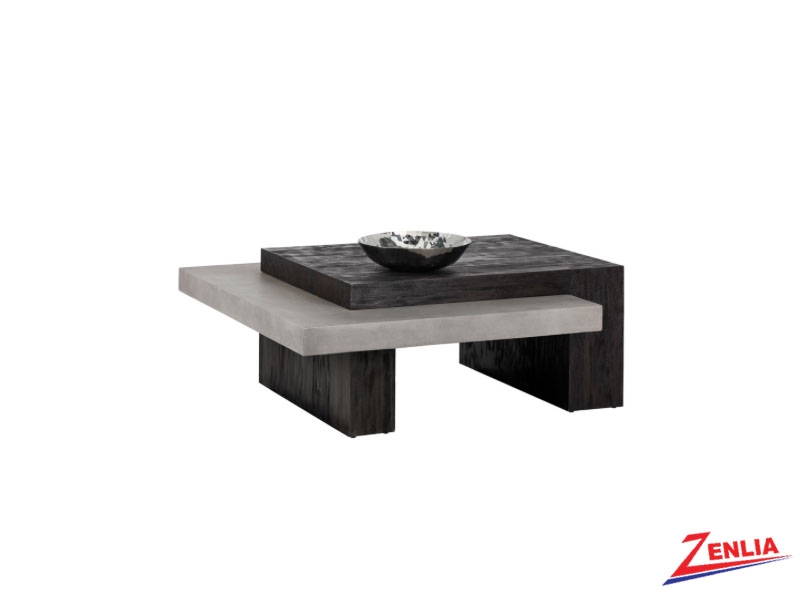 Zoro Square Coffee Table