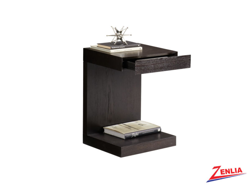 Bach Espresso End Table