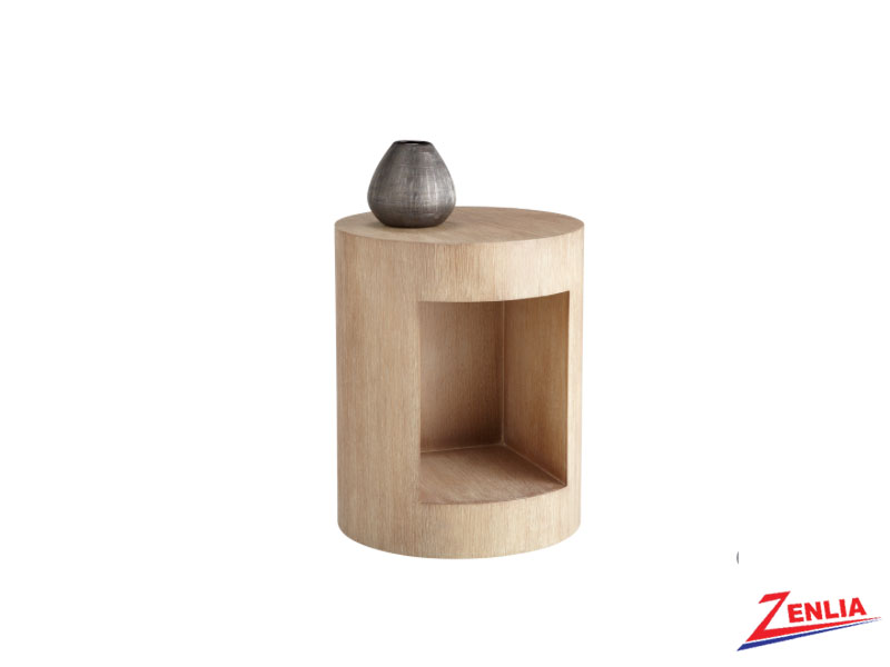 Beac Driftwood End Table