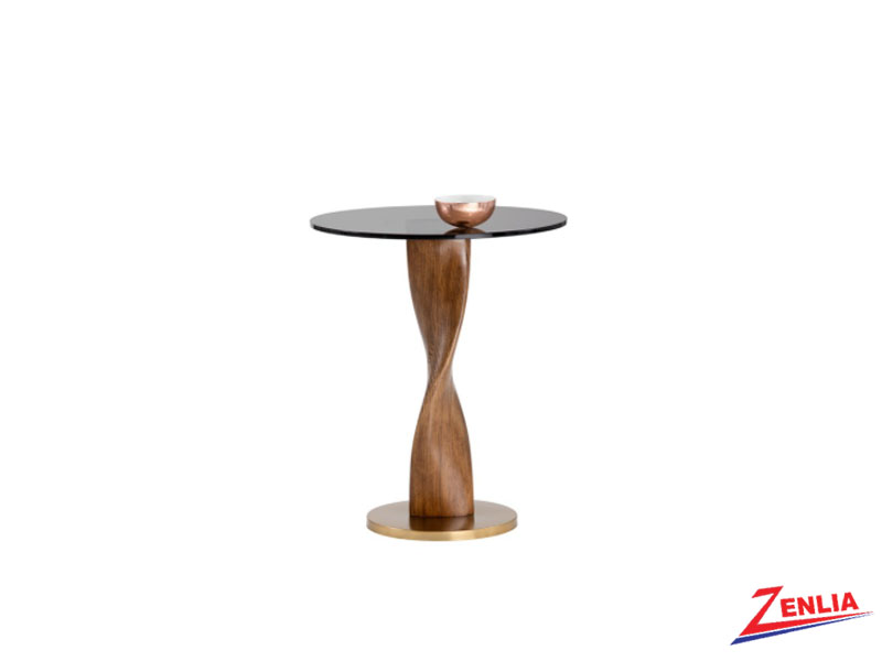 Isla Gold End Table
