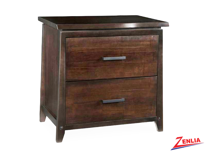 Pembe 2 Drawer File Cabinet