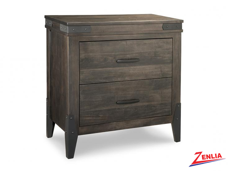 Chatt 2 Drawer File Cabinet
