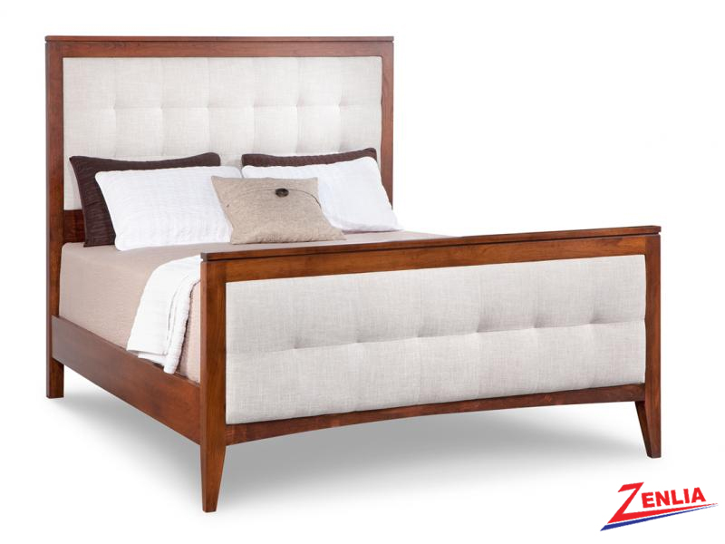 Catal Bed With High Footboard