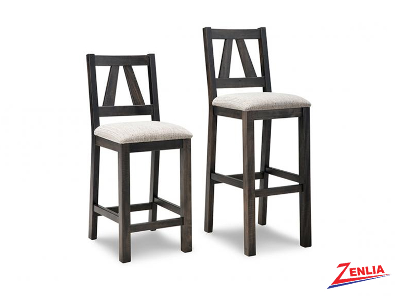 Algo Bar And Counter Stool