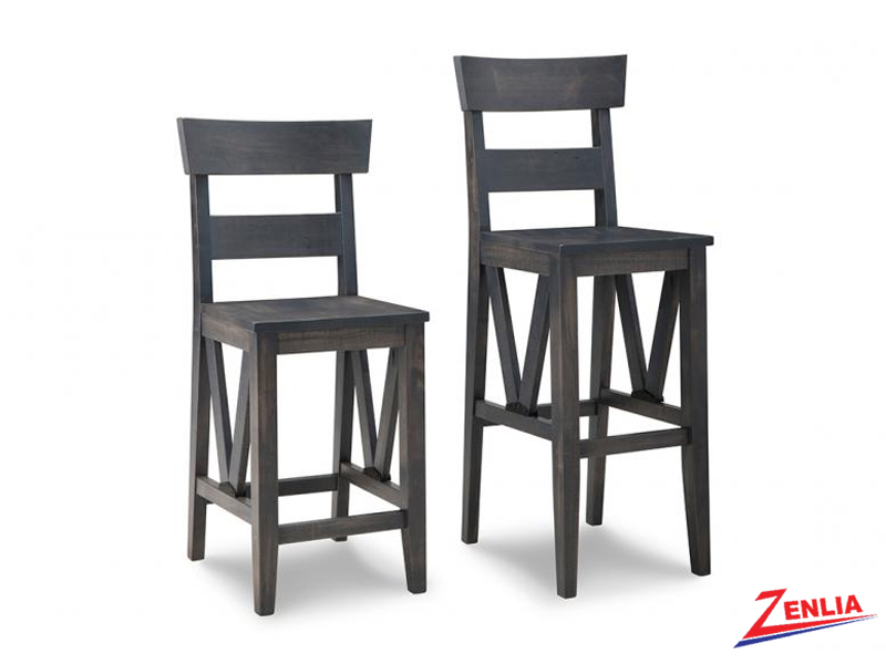 Chatt Bar And Counter Stool
