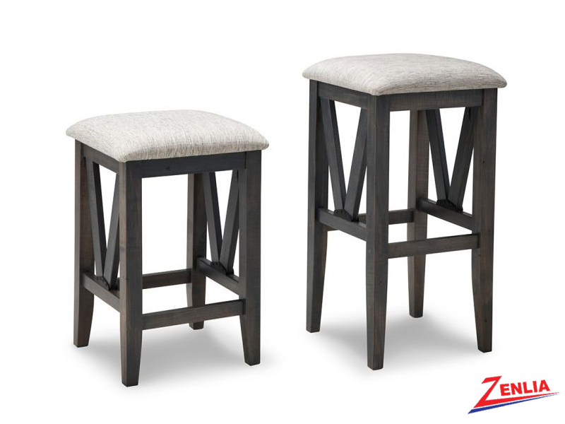 Chatt Bar And Counter Backless Stool