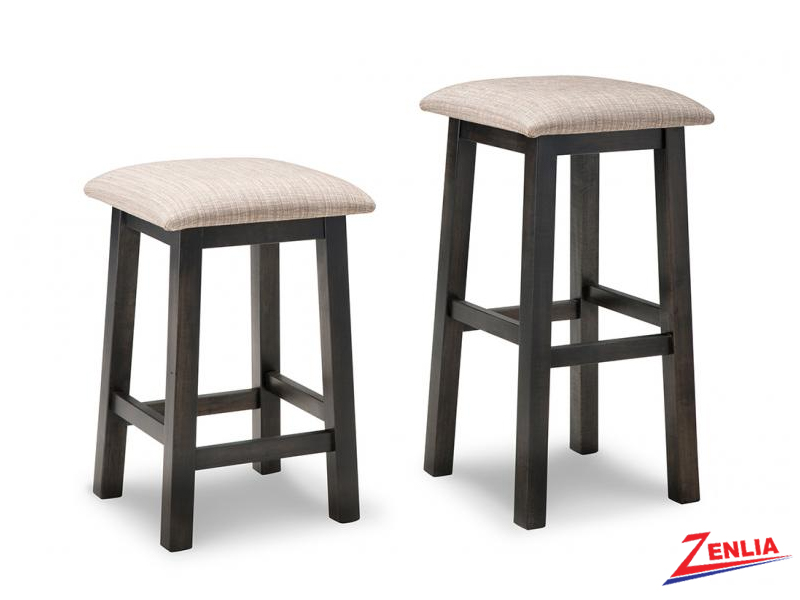 Raft Bar And Counter Backless Stool