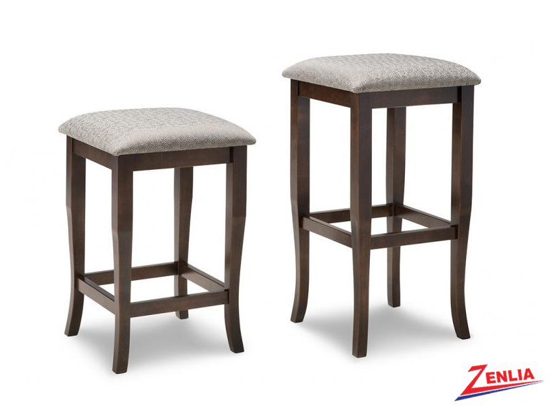 York Bar And Counter Backless Stool