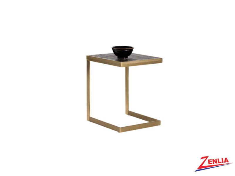 Sedo Gold Side Table