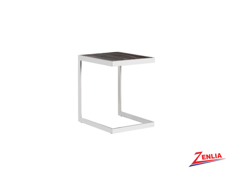 Sedo Silver Side Table