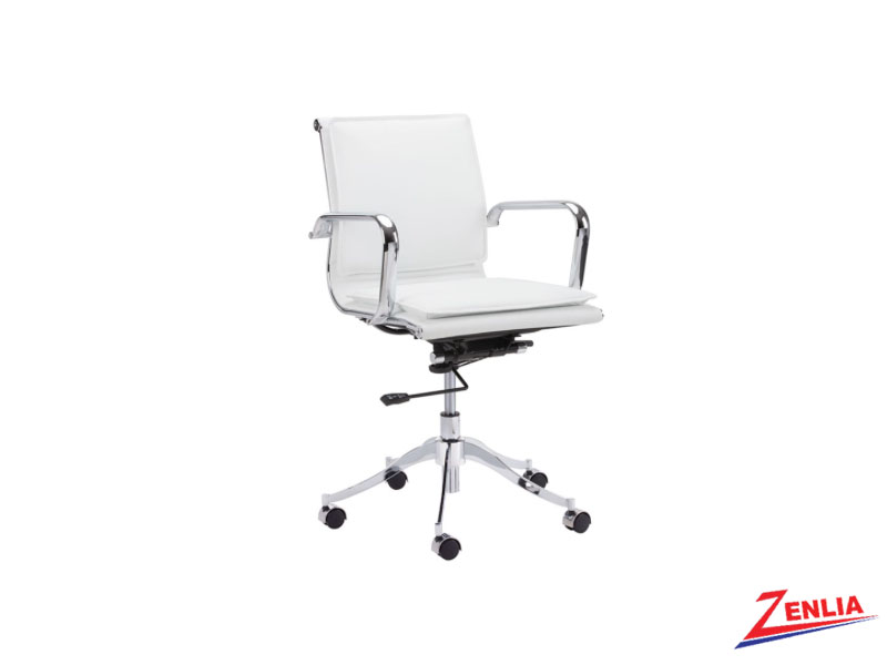 Morg Snow Office Chair