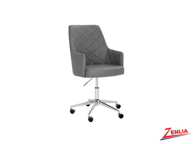 Chas Graphite Office Chair