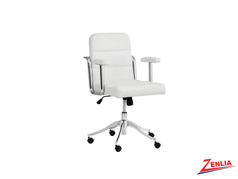 Kolt Snow Office Chair
