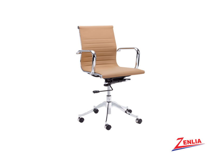 Tyle Tan Office Chair