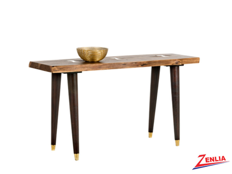 Atl Live Edge Console Table