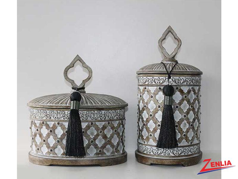 127 2pc Decorative Box Set