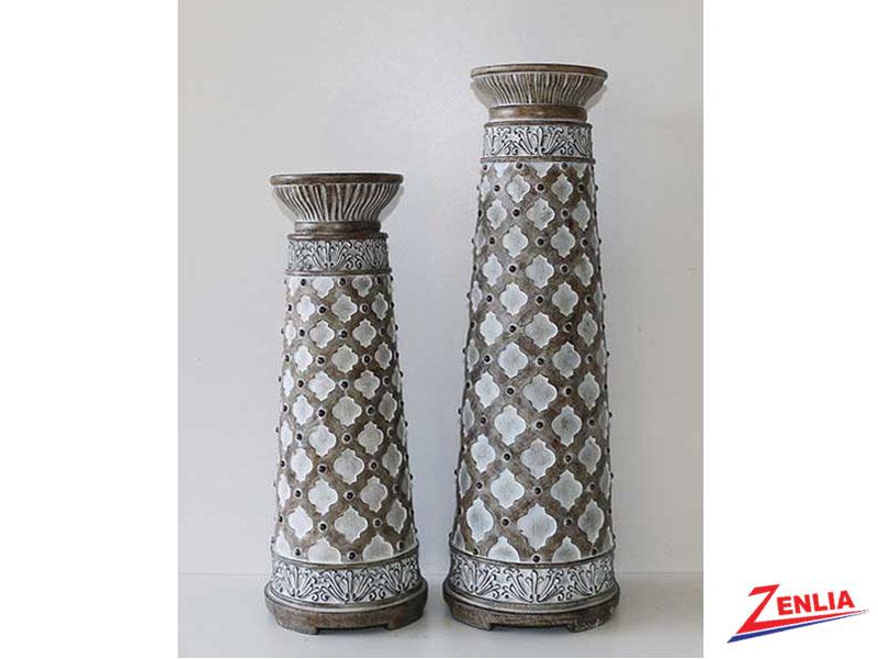 127 2pc Vase Set