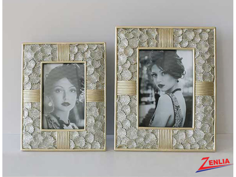 126 2pc Photo Frame Set