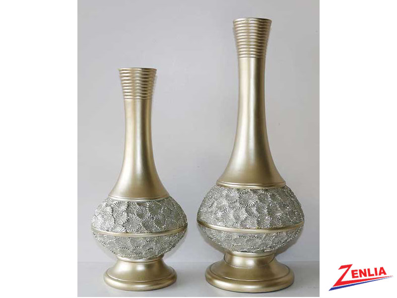 126 2pc Vase Set
