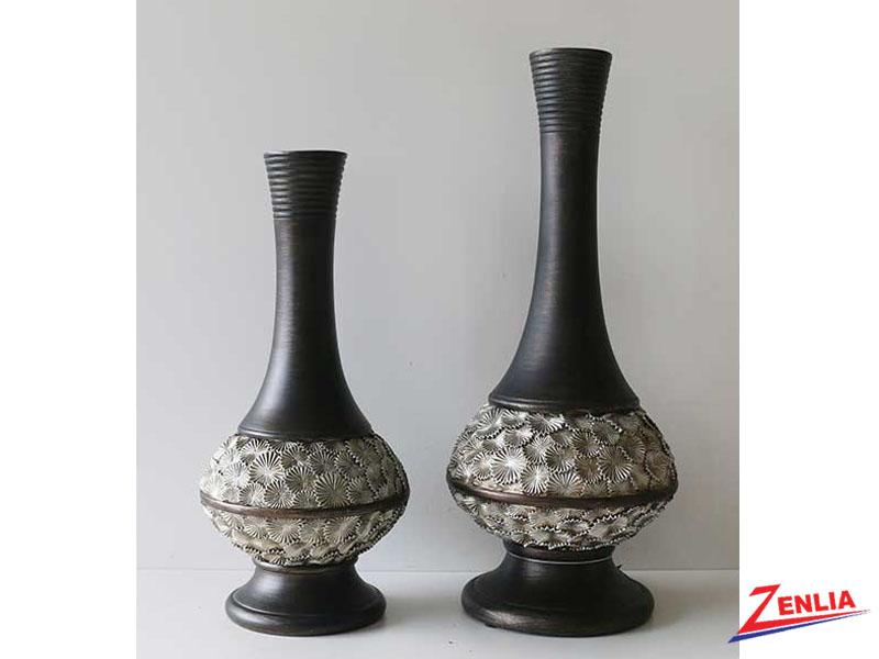 125 2pc Vase Set