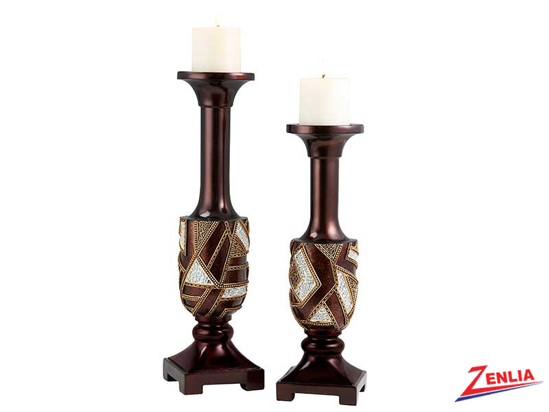 4280 2pc Candle Set